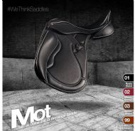 NEW - Zaldi MOT dressage saddle